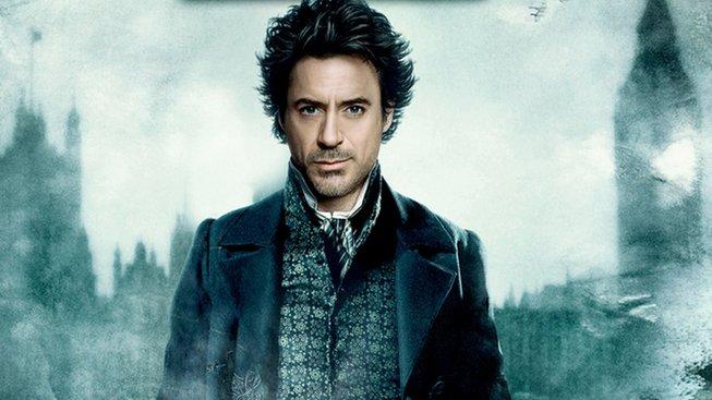Robert Downey Jr. se za dva roky vrátí jako Sherlock Holmes