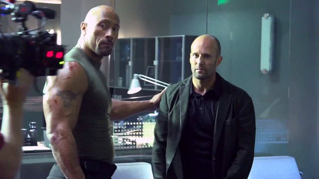 Rock a Statham zabrousí ve svém Rychle a zběsile do špiónských i vládních vod