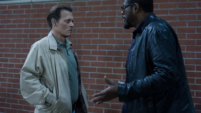 V novém thrilleru City of Lies vyšetřuje Johnny Depp vraždu slavéno rappera