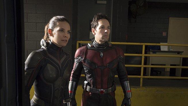 Ant-Man a Wasp prokládají souboj s duchem spoustou vtípků
