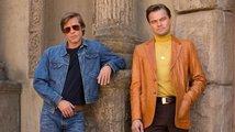 Brad Pitt a Leonardo DiCaprio na první fotce z nové tarantinovky