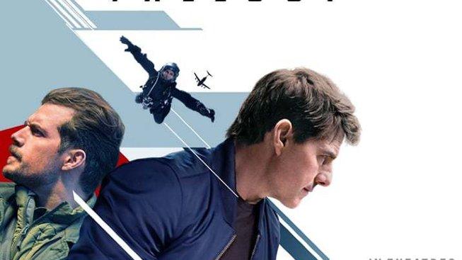 Podívejte se na nové video a plakát z Mission: Impossible - Fallout