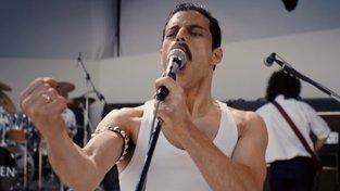 Nová ukázka na Bohemian Rhapsody se nebojí ani Freddieho homosexuality