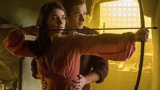 Omlazený Robin Hood tlačí na pilu a je až příliš akční