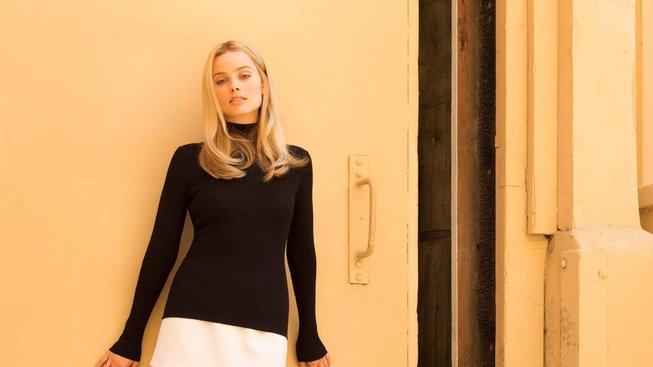 V nové tarantinovce doplní duo DiCaprio & Pitt svůdná Margot Robbie