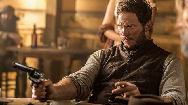 Chris Pratt musí na svoji novou akční komedii Cowboy Ninja Viking ještě počkat