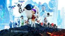 Animovaný film Next Gen: roztomilý robot jako věrný kamarád hlavní hrdinky