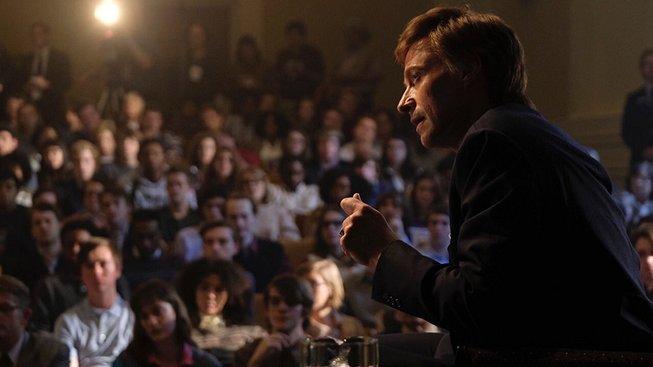 Představitel Wolverina se v novém filmu pouští do té nejdrsnější politické soutěže