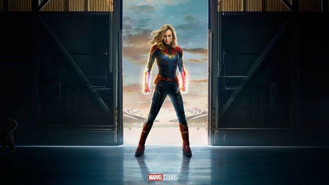 Captain Marvel: na scénu nastupuje nejmocnější postava celého MCU