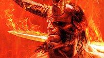 Nový Hellboy je na prvním plakátu řádně pekelný