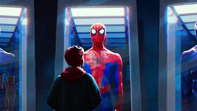 Spider-Man: Paralelní světy - v prosinci uvidíte oblíbeného superhrdinu tak, jak ho neznáte