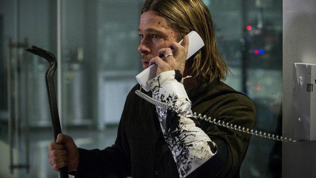 Od DiCapria k zombíkům: Brad Pitt nakluše na plac druhé Světové války Z v červnu