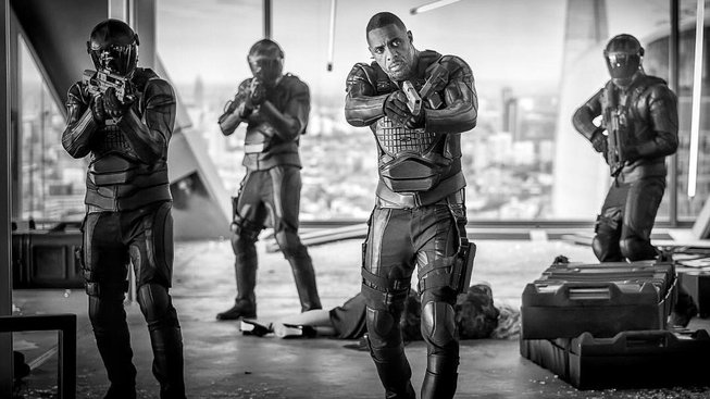Idris Elba se představuje jako hlavní záporák nového Rychle a zběsile