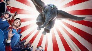 Letí k nám sloník Dumbo, dojemná adaptace klasické pohádky