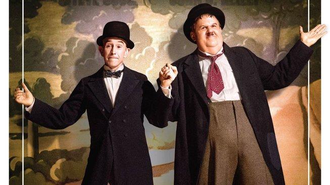 Připravte si kapesníčky, Laurel a Hardy se vrací ve velkém dojáku