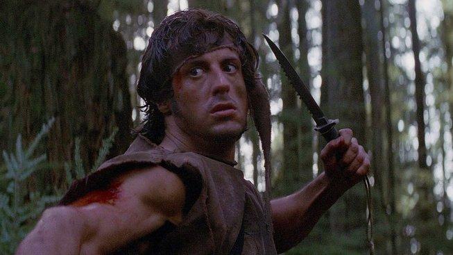 Stallone právě dotočil svého pravděpodobně posledního Ramba