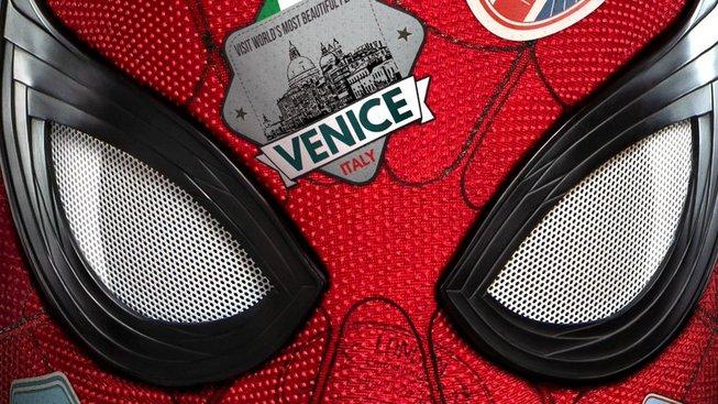 Spider-Man v Praze: podívejte se na první ukázku na Daleko od domova