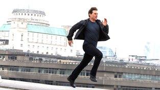 Tom Cruise bude dělat superhrdinské kousky v Mission: Impossible i v šedesáti