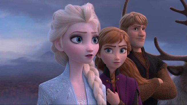 Elsa se vrací: Disney ukazuje první záběry z Ledové království 2