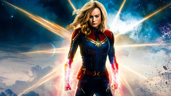 Čtyři tváře Captain Marvel