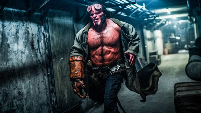 Hellboy: nové tv spoty nastavenou laťku nikam neposouvají