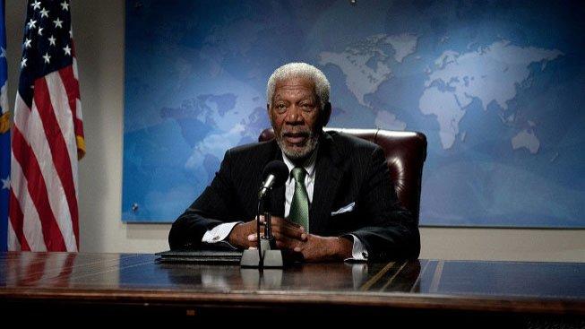 V pokračování Zabijáka & bodyguarda si zahrají Morgan Freeman i Antonio Banderas