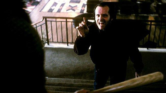 Podívejte se na unikátní fotky z natáčení Kubrickova Osvícení