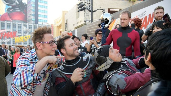 Strážci galaxie 3 mají svého režiséra, v Disney vzali Gunna na milost