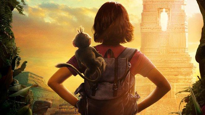 Průzkumnice Dora dostane svůj vlastní velkofilm, tady je trailer