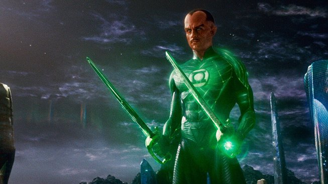komiksové reparáty 02 - mark strong green lantern