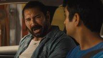 Dave Bautista a Uber: akční komedie Spolujízda se představuje prvním trailerem