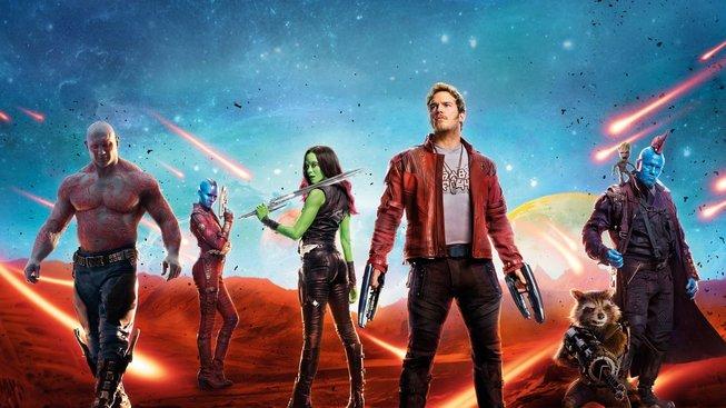 strážci galaxie 3