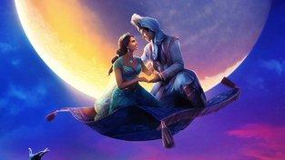 Staronové disneyovky, aneb Aladinem převod animáků do hrané podoby nekončí