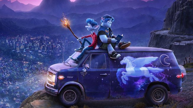 Nový animák od Pixaru potáhnou kupředu Chris Pratt a Tom Holland