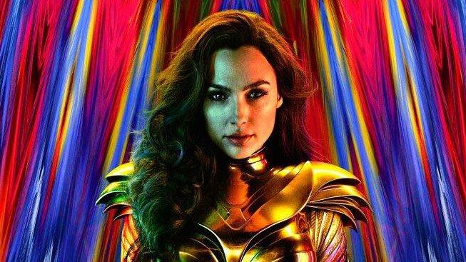 První plakát na Wonder Woman 1984 je osmdesátková stylovka