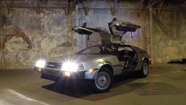 5 filmových automobilů, které se staly legendami