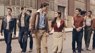 Spielberg představuje svoji West Side Story na prvním obrázku
