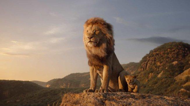 Nové záběry z Lvího krále připomínají pár týdnů vzdálenou premiéru