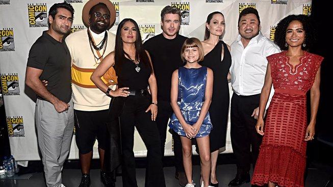 Eternals dorazí v listopadu 2020, Marvel potvrdil všechny hlavní herce
