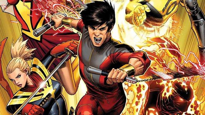 Marvel dotočil svůj první asijský superhdinský velkofilm Shang-Chi