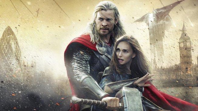 Marvel předá v Thor: Love and Thunder žezlo Natalii Portman