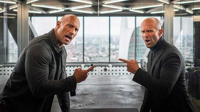 Nejlepší filmoví parťáci: kdo na to jde jako Hobbs a Shaw?