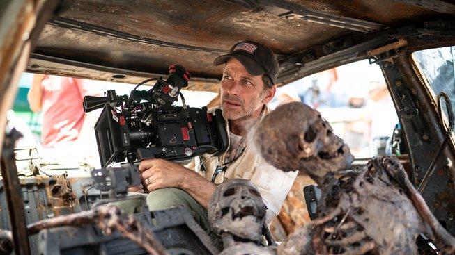 Režisér Armády mrtvých a 300 zamíří v novém velkofilmu ke hvězdám