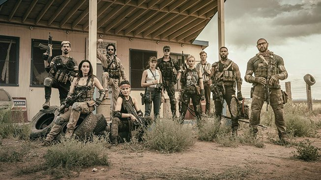 army of the dead photo 1