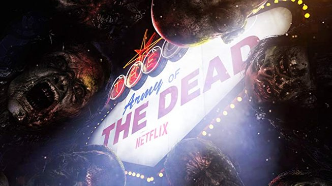 army of the dead 2020 poster netflix