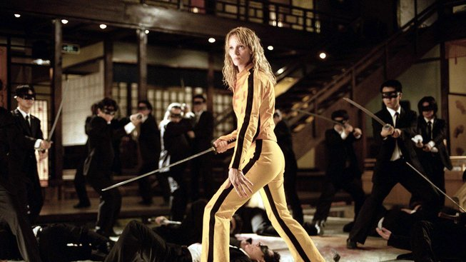 anna speciál - kill bill
