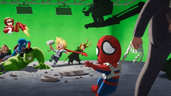 Spider-Man už nebude v MCU. Sony chce jet sólo