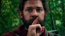 Krasinksi dotočil Tiché místo 2, film přijde do kin v březnu 2020