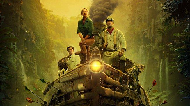Dwayne Johnson a Emily Blunt si v Expedice: Džungle zkusí vlastní variaci na Piráty z Karibiku