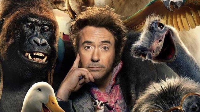 Dolittle tahá z rukávu Roberta Downeyho Jr. a roztomilá zvířátka, ale nestačí to